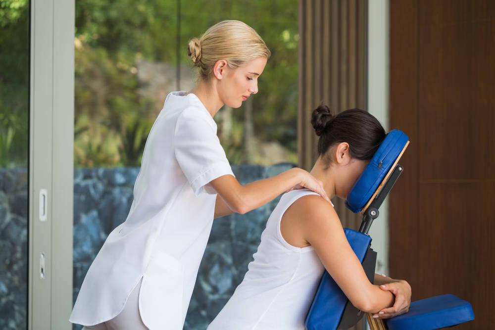 Masajes para aliviar dolores