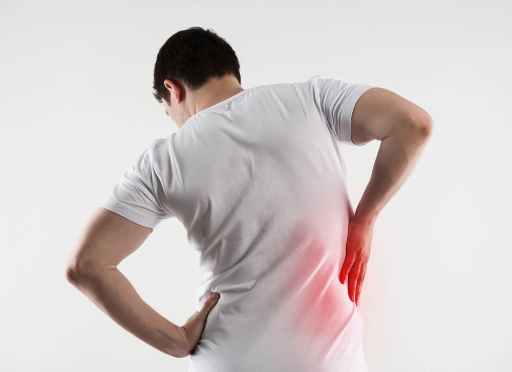 Nuestra espalda necesita cuidados habituales