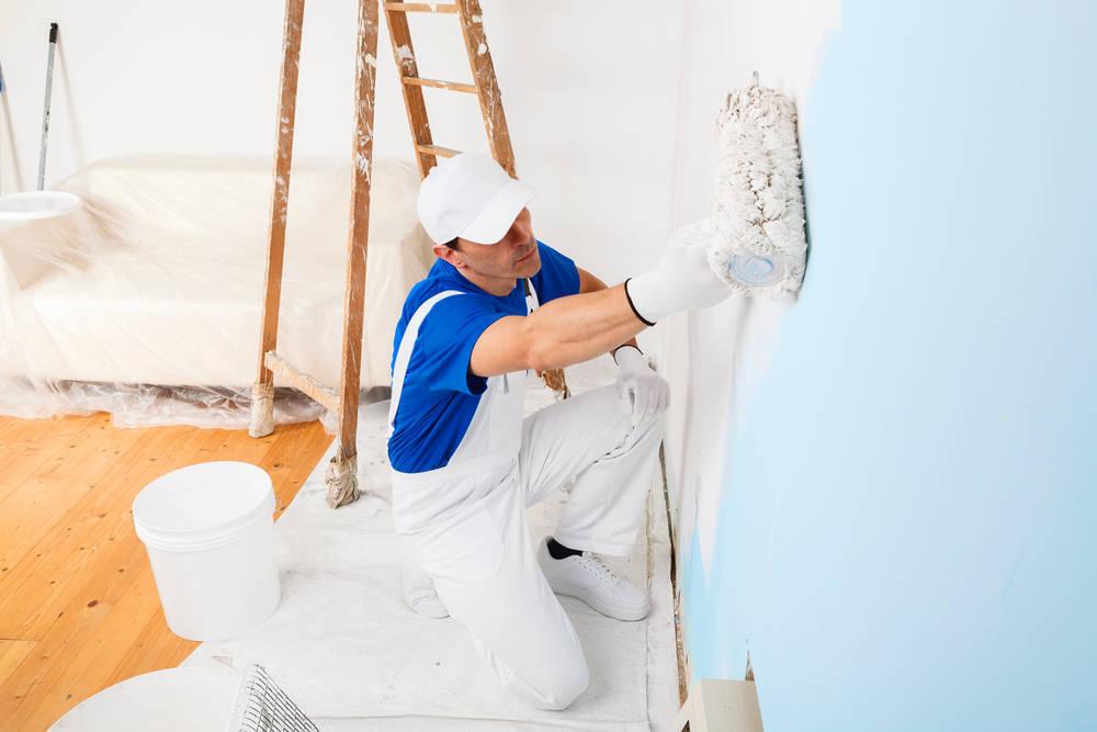 Los tipos de pintura más adecuados para tu hogar