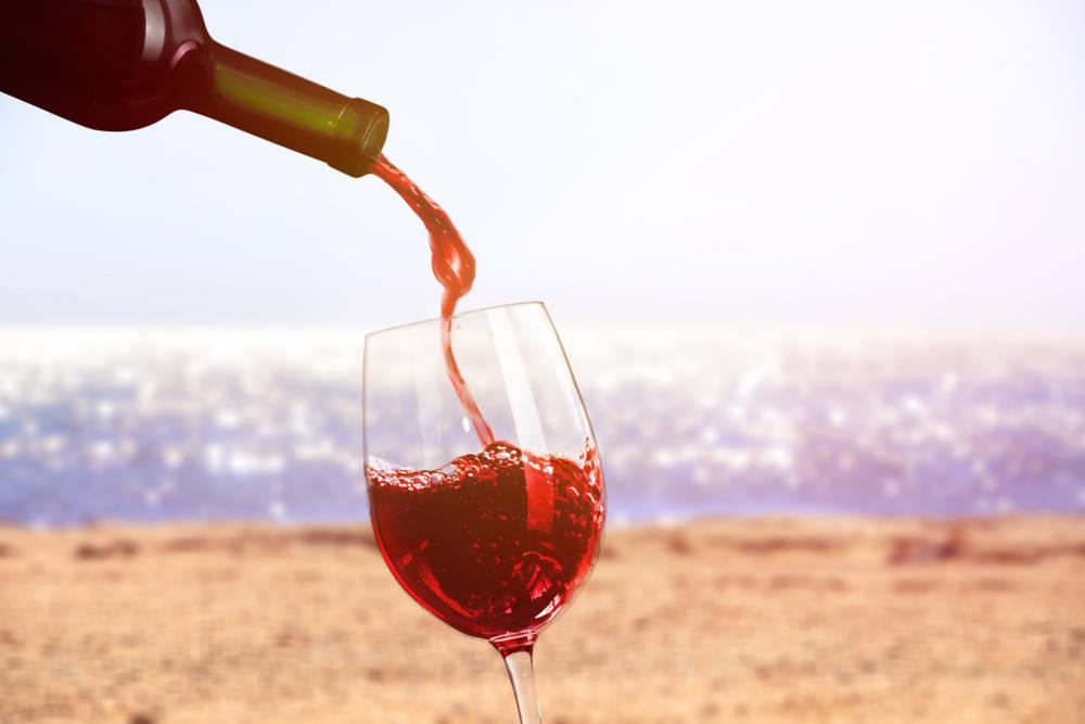Tratamientos estéticos basados en vino