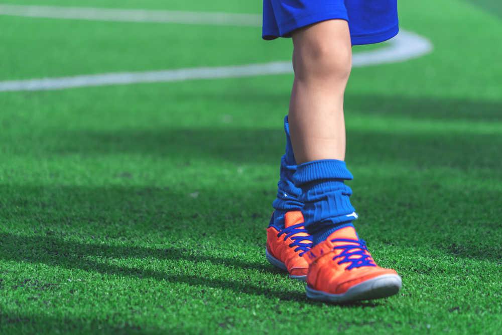 Las botas de fútbol y su evolución