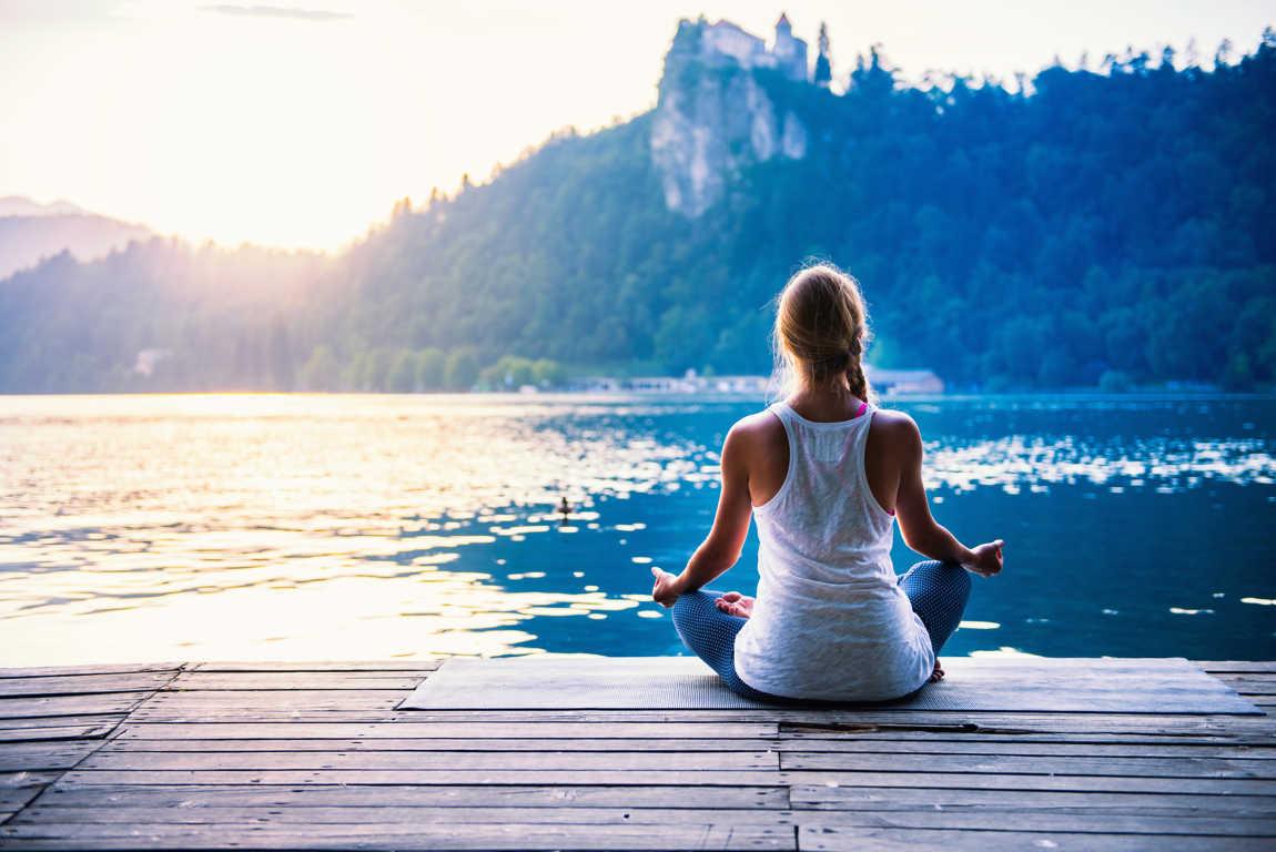 La meditación como medicina natural