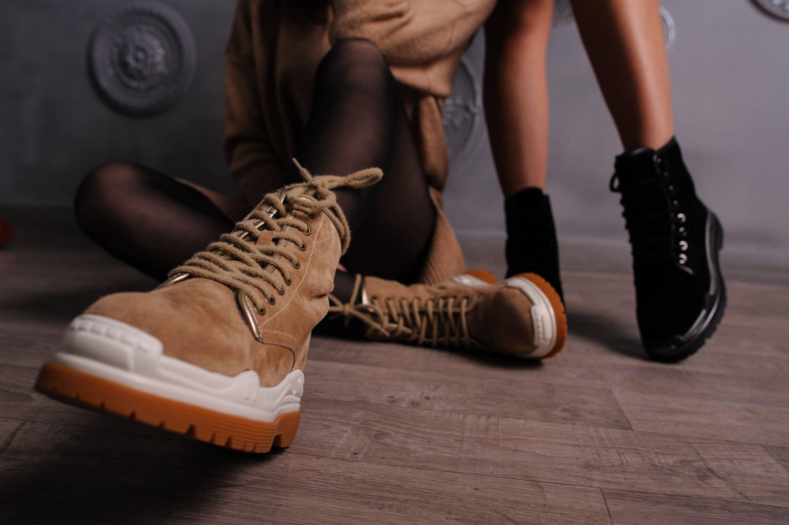 La moda comienza por los pies
