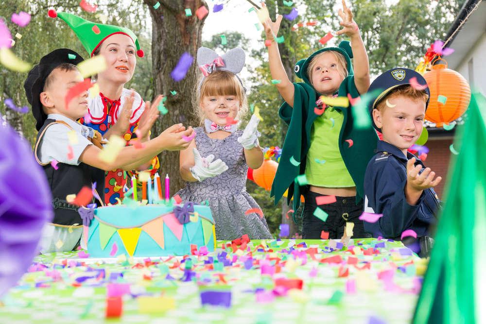 Disfraces: una nueva manera de celebrar los cumpleaños