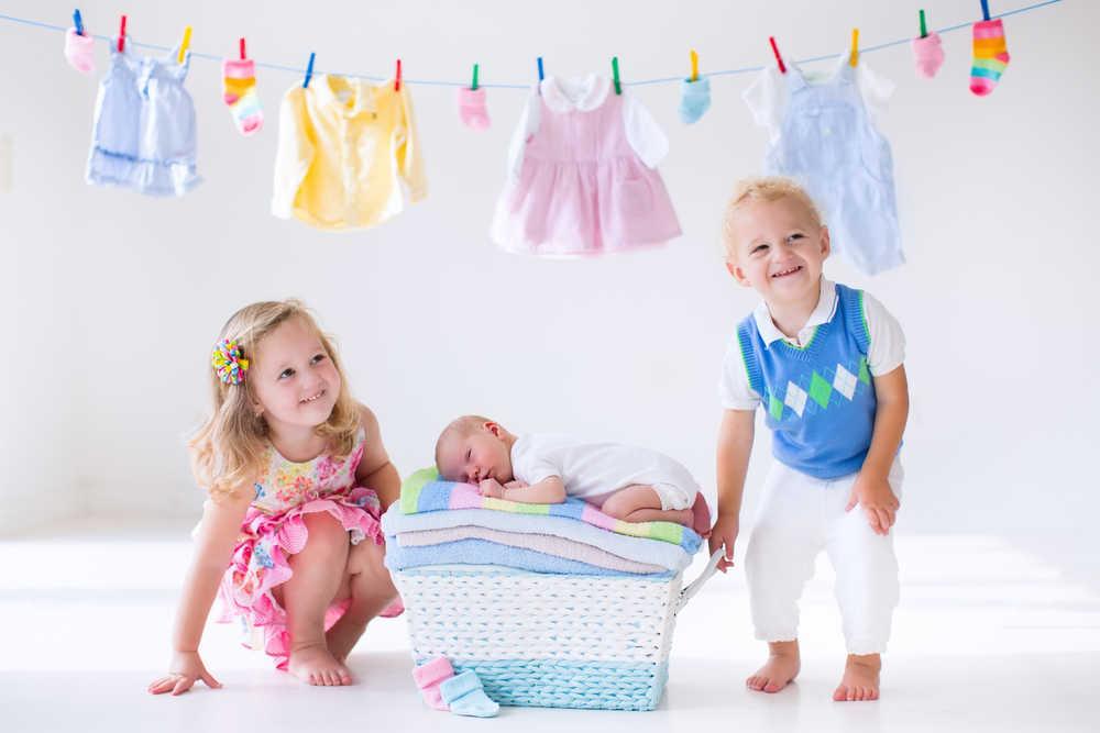 Lo que más se lleva esta temporada en ropa infantil